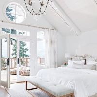 10+ White Bedroom Design