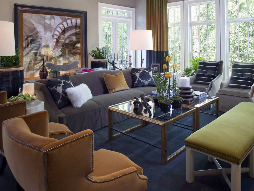 13+ Candice Olson Living Room Designs, Decorating Ideas
