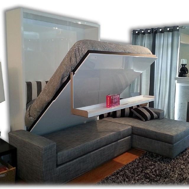 11 Hideaway Bed Designs Ideas Plans Design Trends