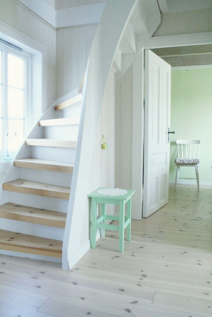 Staircase Designs For Small Spaces Living Room Designs