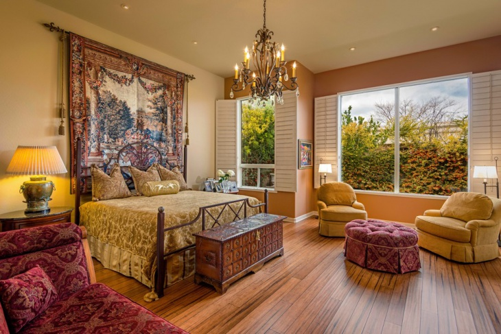 17+ Traditional Bedroom Designs, Decorating Ideas