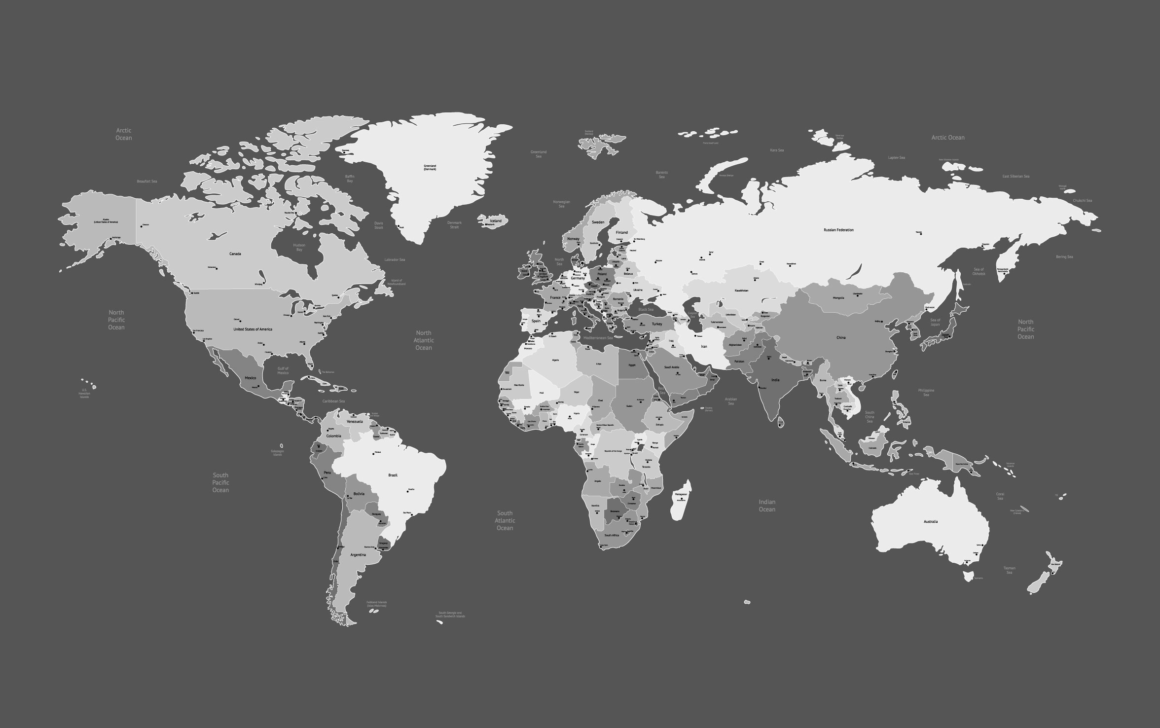 29 Free World Map Vectors Ai Eps Svg Download