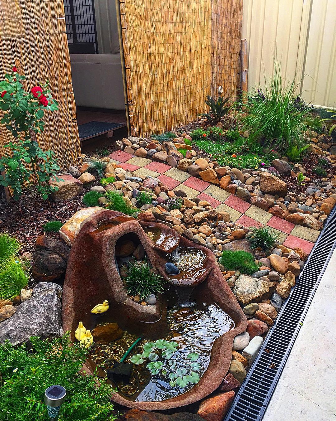 title | Small Rock Garden Ideas