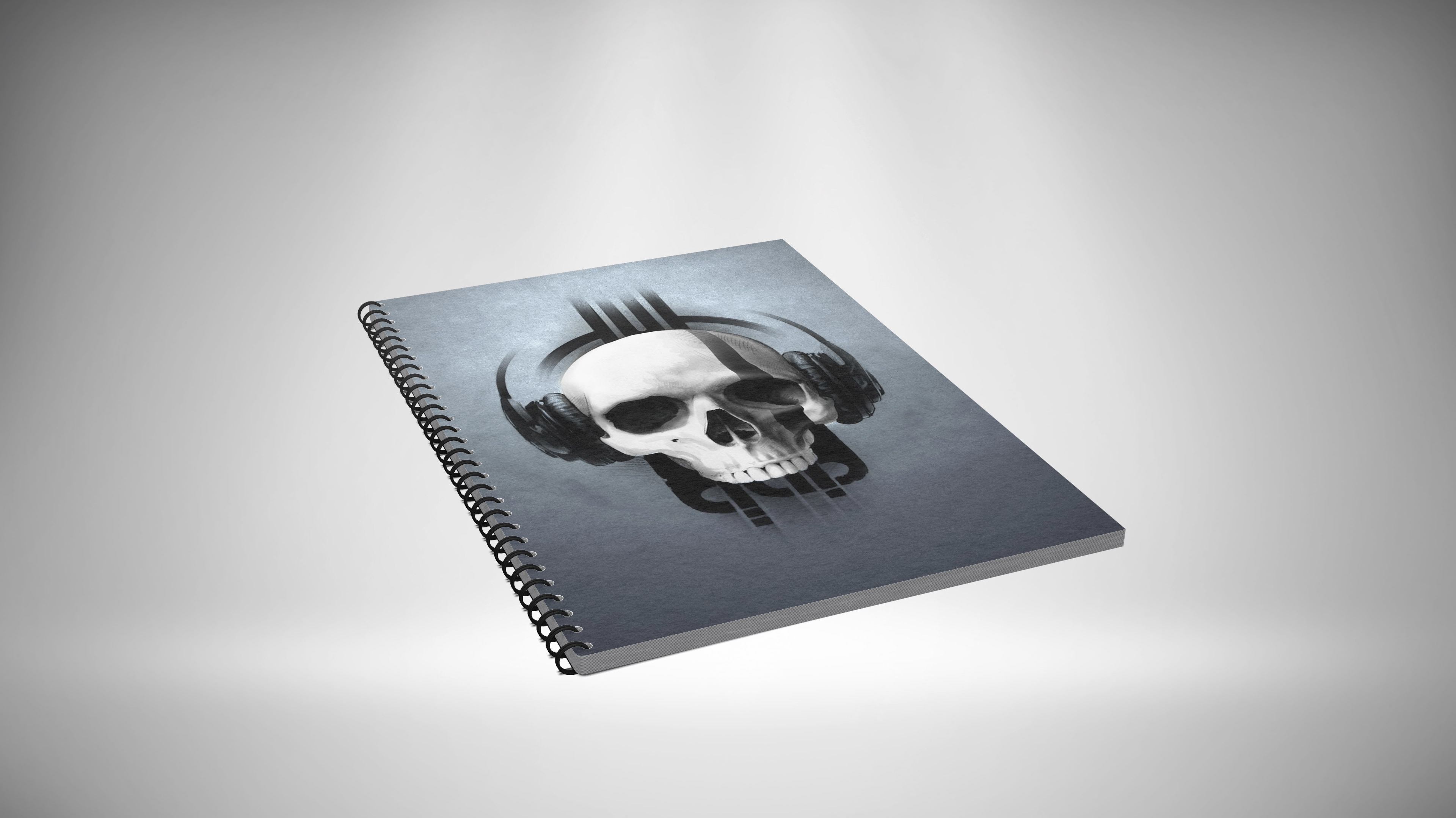 Spiral Notebook Mockup Ideas