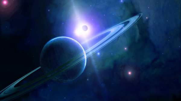Space Planets Stars Universe