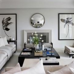 White Contemporary Living Room Portable Heater 20 Designs Decorating Ideas Design