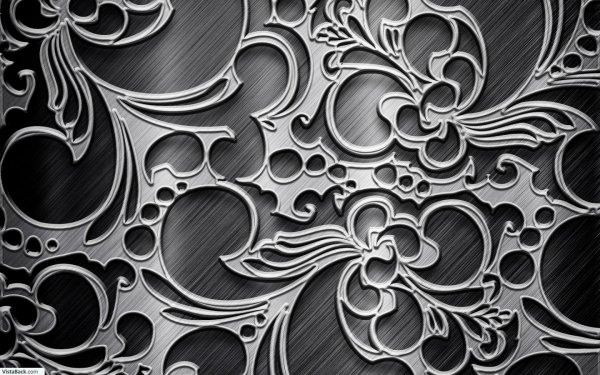 Metal Backgrounds Wallpapers