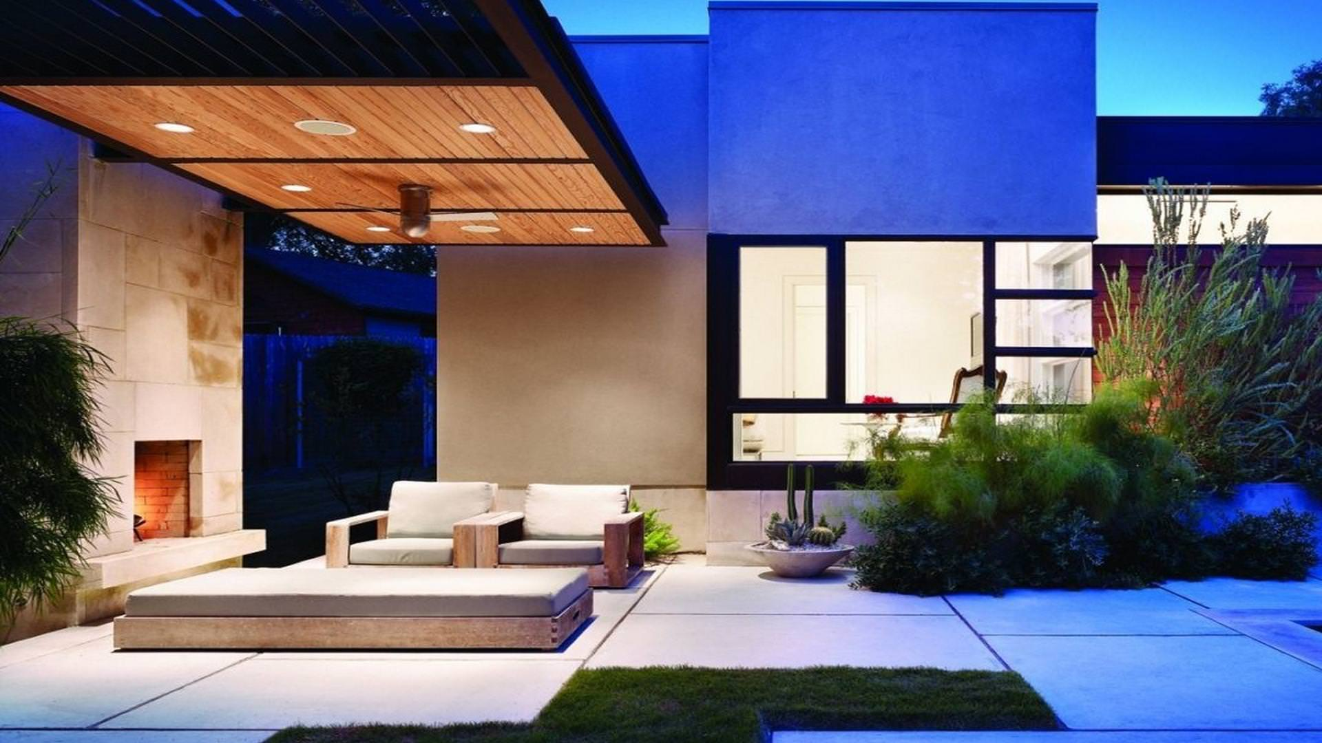 22+ Modern Home Designs, Decorating Ideas