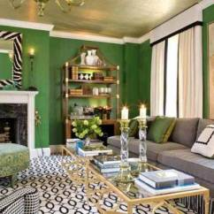Small Living Room Paint Colour Ideas City Furniture Tables Green Interior Design, Decorating | Design ...