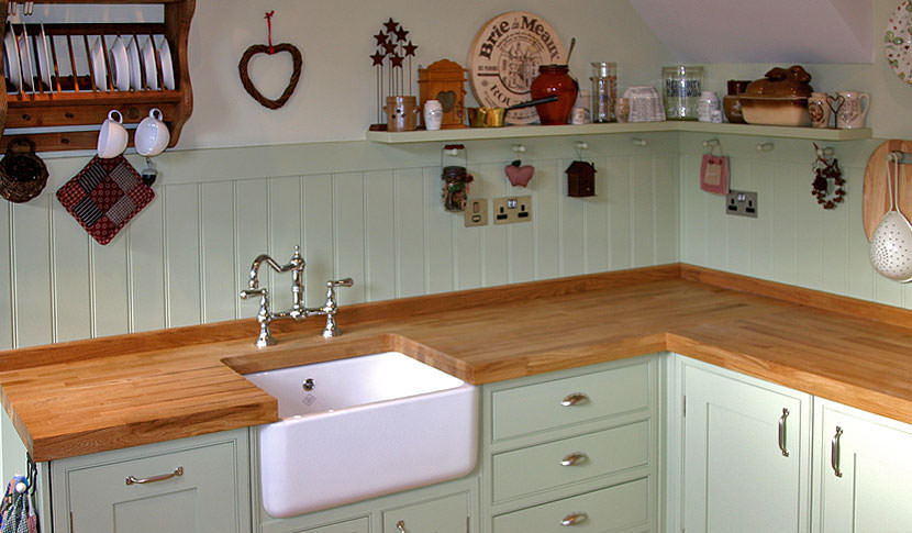 14 Cottage Kitchen Designs Decorating Ideas Design Trends Premium Psd Vector Downloads