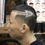 side fade haircut ideas design