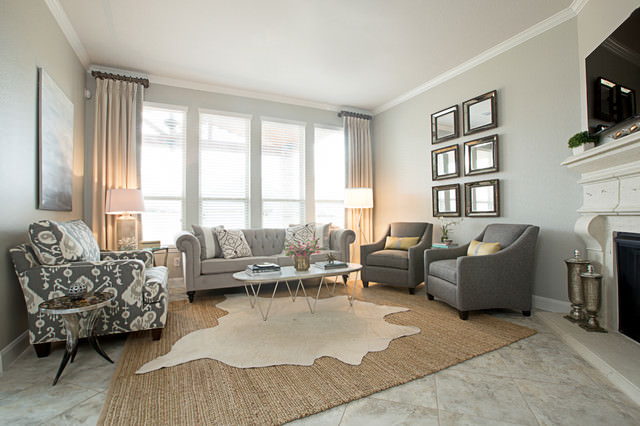 Living Room Atlanta Buckhead