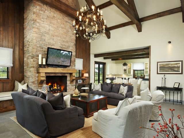 23 Gray Sofa Living Room Designs Decorating Ideas  Design Trends  Premium PSD Vector Downloads