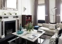 23+ Gray Sofa Living Room Designs, Decorating Ideas ...