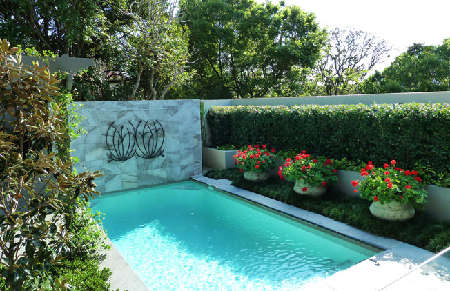 28 Pool Landscape Designs Decorating Ideas Design Trends