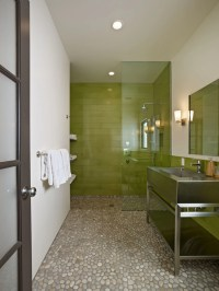 18+ Green Bathroom Designs, Decorating Ideas | Design ...