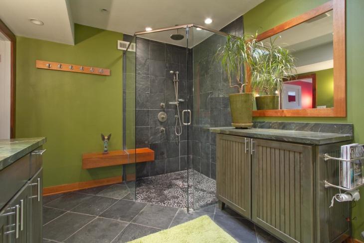18 Green Bathroom Designs Decorating Ideas  Design