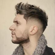 short fade haircut ideas