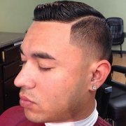 box fade haircut - hairs