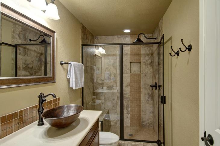 19 Basement Bathroom Designs Decorating Ideas  Design