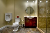 19+ Basement Bathroom Designs, Decorating Ideas | Design ...