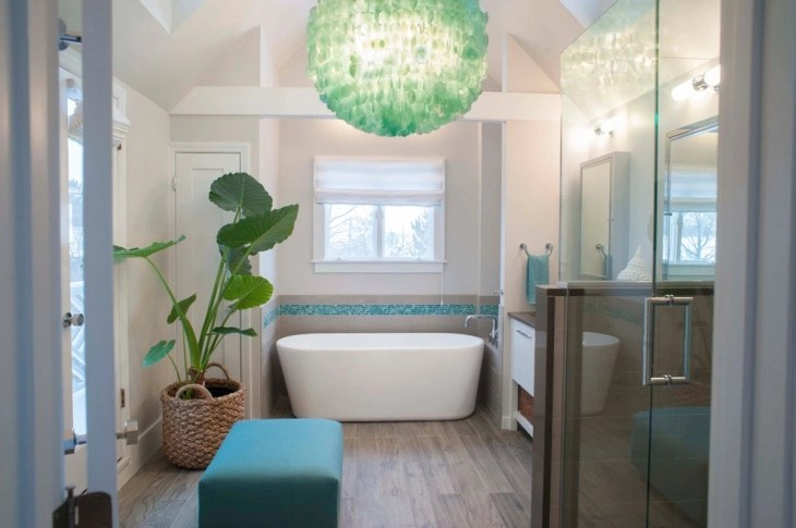 20+ Beach Bathroom Designs, Decorating Ideas