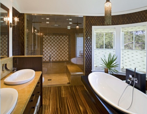contemporary beach house bathroom 20+ Beach Bathroom Designs, Decorating Ideas | Design Trends - Premium PSD, Vector Downloads