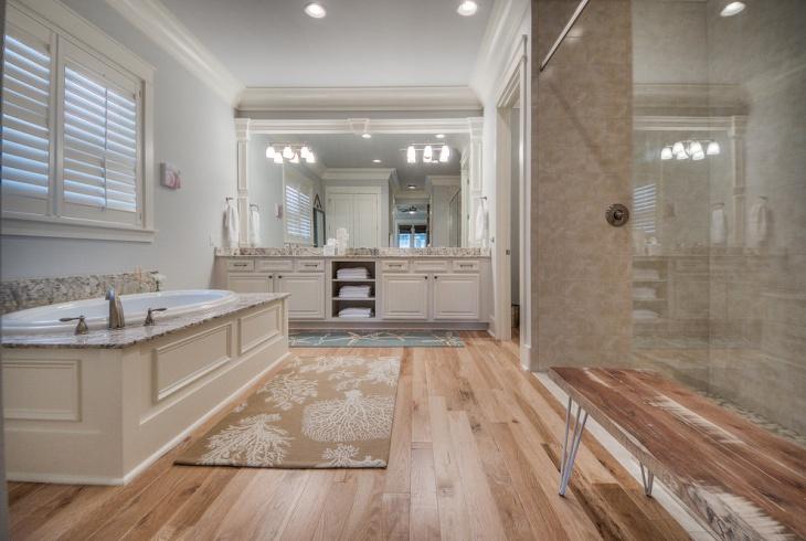 20 Beach Bathroom Designs Decorating Ideas  Design