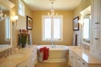 20+ Small Master Bathroom Designs, Decorating Ideas ...