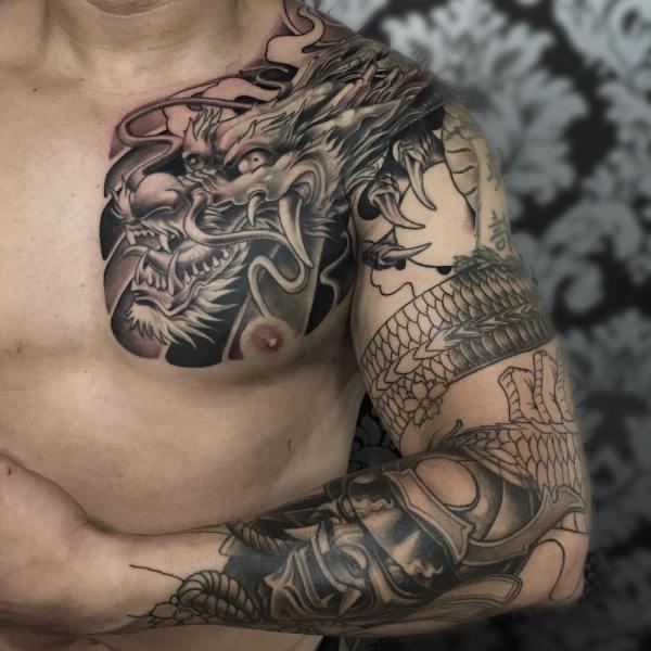 arm sleeve tattoos design