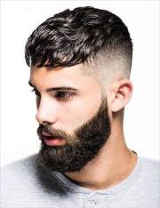 temple fade haircut design