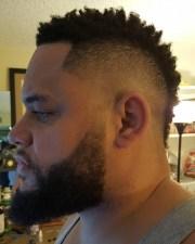 mohawk fade haircut ideas