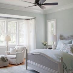 Floral Arm Chair Desk On Wood Floor 21+ Pastel Blue Bedroom Designs , Decorating Ideas   Design Trends - Premium Psd, Vector Downloads