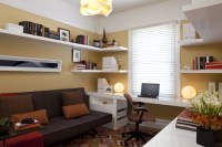Small Home Office Interior Designs, Decorating Ideas ...