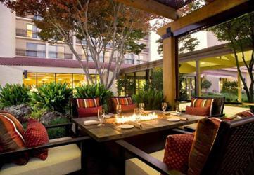Luxury Restaurant Exterior