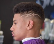 stylish fade hairstyles