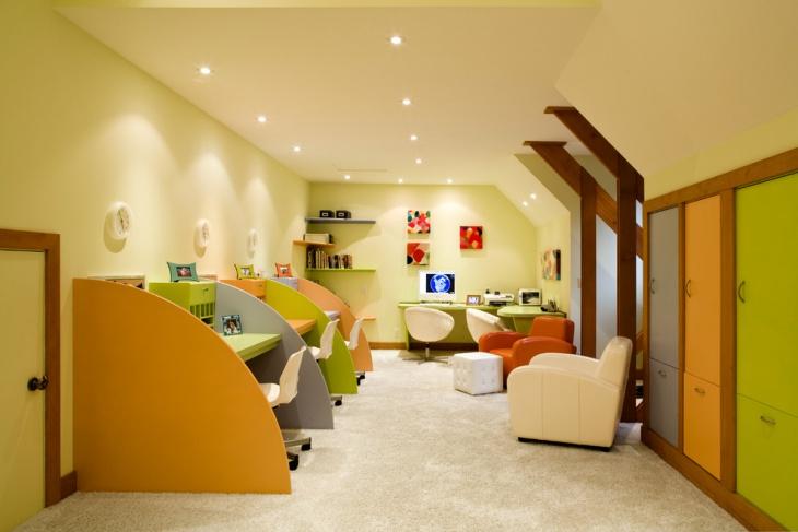 20 Contemporary Kids Room Interior Design Decorating Ideas  Design Trends  Premium PSD