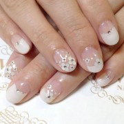 beautiful french nail design