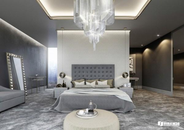 elegant bedroom interior design 21+ Elegant Master Bedroom Designs, Decorating Ideas