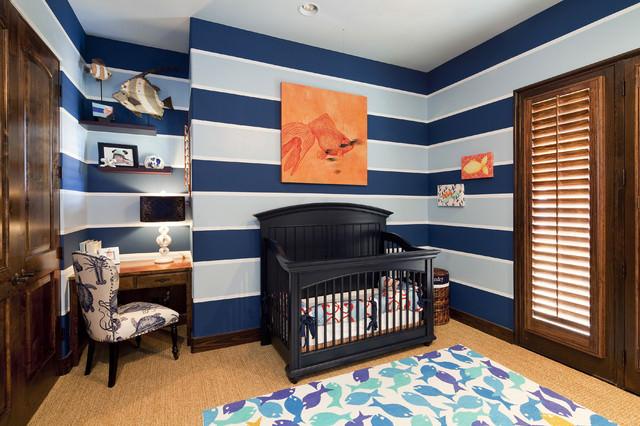 19+ Baby Boy Nursery Designs