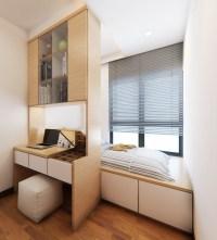 20+ Space Saving Bedroom Designs, Decorating Ideas ...