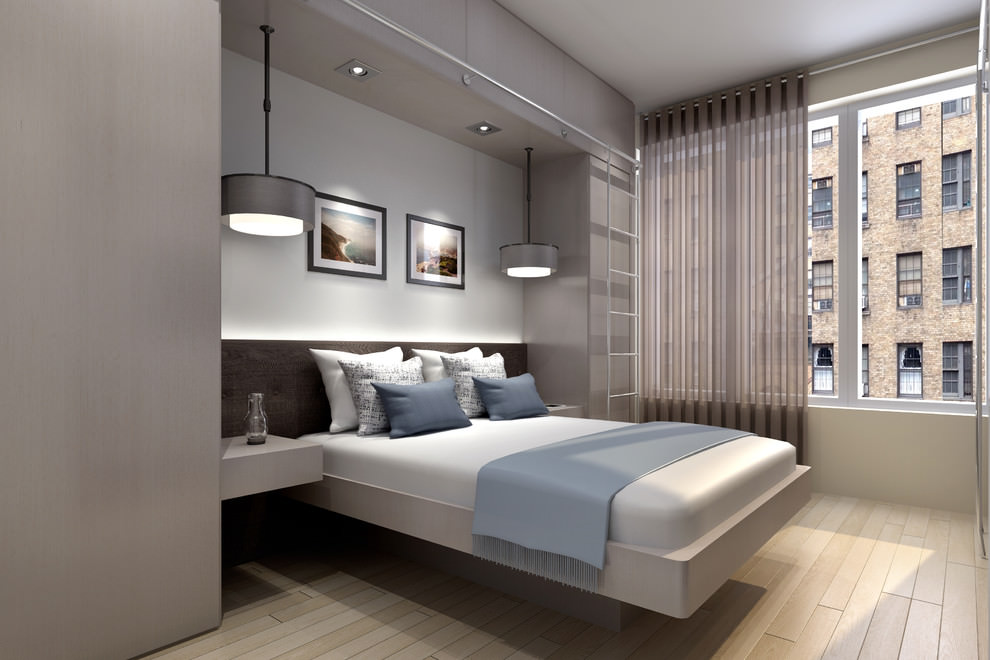 23+ Modern Bedroom Interior Design
