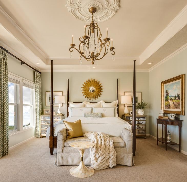 20 Bedroom Chandelier Designs Decorating Ideas  Design Trends  Premium PSD Vector Downloads