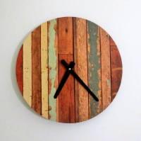 30+ Handmade Wall Clocks Designs | Wall Designs | Design ...
