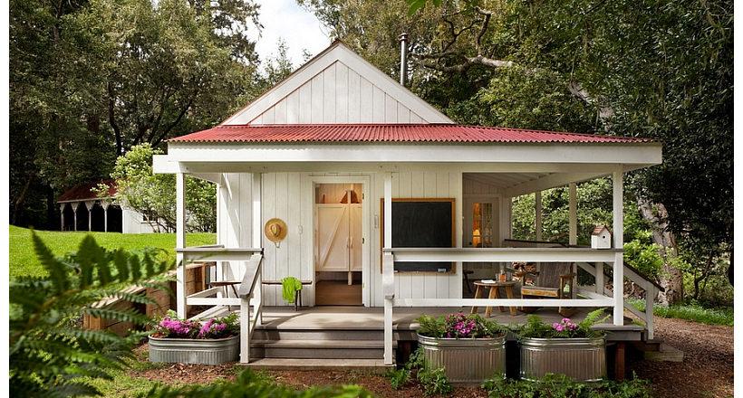 26+ Farmhouse Exterior Designs, Ideas