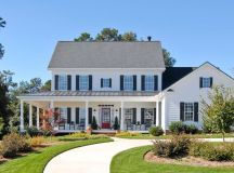 26+ Farmhouse Exterior Designs, Ideas | Design Trends ...