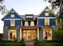 26+ Farmhouse Exterior Designs, Ideas | Design Trends ...