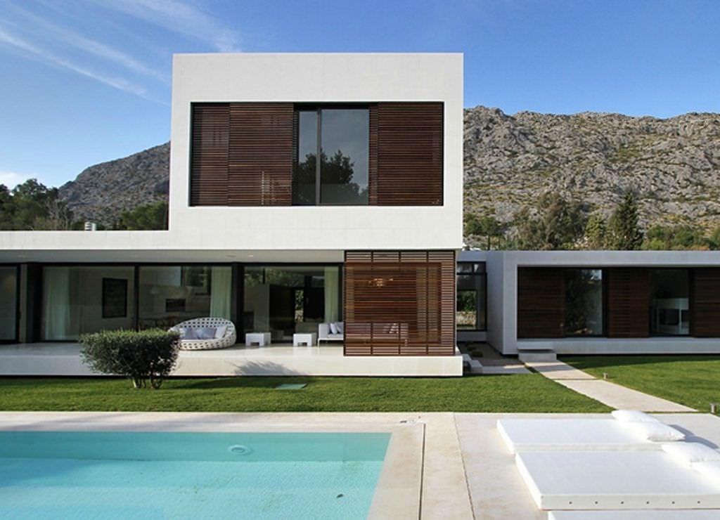 16+ Modern Exterior Designs Ideas