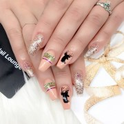 bling nail art design ideas