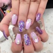 bling nail art design ideas